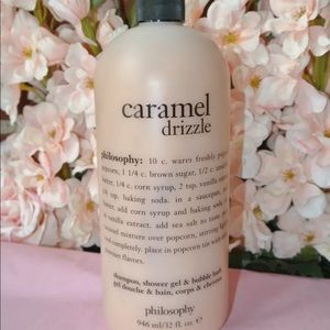 Philosophy Caramel Drizzle Shower Gel 32 oz